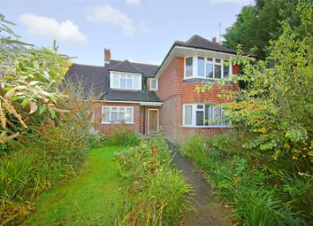 Thumbnail 3 bed detached house for sale in Dorset Drive, Canons Park, Edgware
