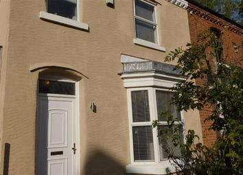 Thumbnail 3 bed terraced house to rent in Cambrian Road, Chester