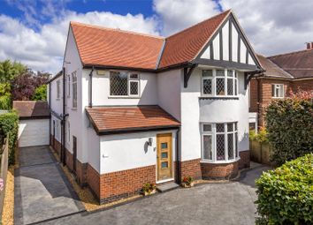 Thumbnail 4 bed detached house for sale in Shipton Road, York