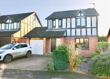 Thumbnail 3 bed detached house for sale in Kirkby Drive, Ripon