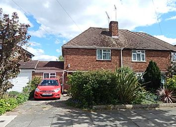 Thumbnail 3 bed semi-detached house for sale in Betterton Drive, Sidcup