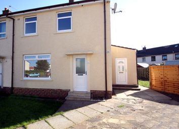 Thumbnail 2 bed end terrace house for sale in Blackhouse Place, Ayr