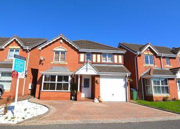 Thumbnail 4 bed detached house to rent in Addington Way, Tividale, Oldbury