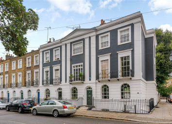 Thumbnail 3 bed end terrace house for sale in Gibson Square, Islington, London