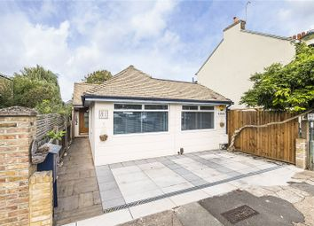 Thumbnail 3 bed detached bungalow for sale in Haliburton Road, Twickenham
