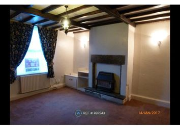 Thumbnail 2 bed terraced house to rent in Denholme, Bradford