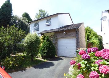Thumbnail 4 bed detached house for sale in Rowland Close, Plymstock, Plymouth