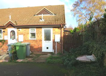 Thumbnail 1 bed end terrace house for sale in Castle Rise, Taverham, Norwich