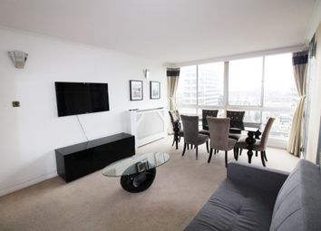 Thumbnail 1 bed flat to rent in Quadrangle Tower Cambridge Square, Hyde Park
