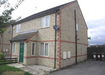 Thumbnail 2 bedroom semi-detached house to rent in Nutwood View, Scunthorpe