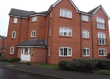 Thumbnail 2 bed flat to rent in Felton Close, Stafford