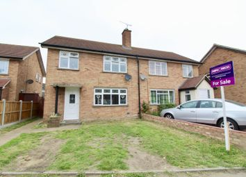 3 bed semi-detached house for sale in Durham Avenue, Romford RM2