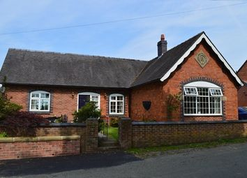 Thumbnail 4 bed detached bungalow for sale in Prees Road, Calverhall