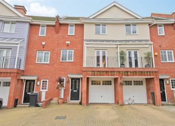 Thumbnail 3 bed town house for sale in Flowers Avenue, Ruislip