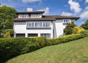 Thumbnail 5 bed detached house for sale in Turnpike Close, Dinas Powys, The Vale Of Glamorgan