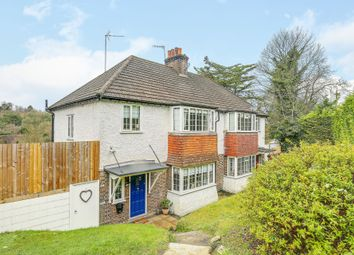 Thumbnail 3 bed semi-detached house for sale in Downs Court Road, Purley
