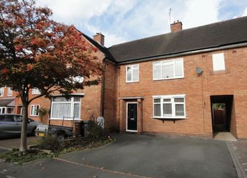 Thumbnail 3 bed terraced house to rent in Packwood Close, Bentley Heath, Solihull