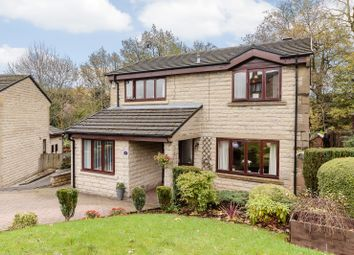 Thumbnail 4 bed detached house for sale in Eccles Close, Whaley Bridge, High Peak