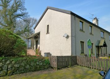Thumbnail 2 bed flat for sale in 3 Milldamcroft, New Abbey, Dumfries
