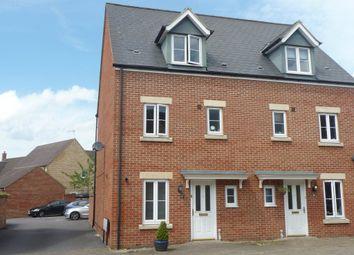 Thumbnail 4 bedroom property to rent in Sandbourne Road, Swindon