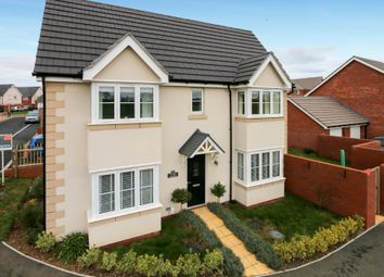 Thumbnail 3 bed detached house for sale in Crab Apple, Cranbrook, Exeter