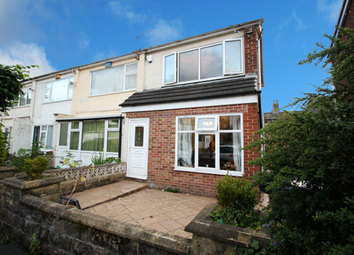 Thumbnail 2 bedroom terraced house for sale in Greenfield Avenue, Huddersfield, West Yorkshire
