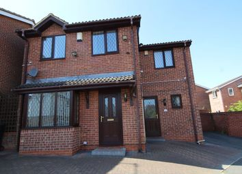Thumbnail 4 bedroom detached house for sale in Whyston Court, Hucknall, Nottingham