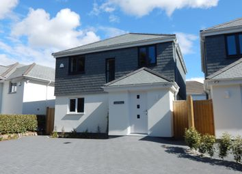 Thumbnail 3 bed detached house for sale in Wheal Venture Road, St. Ives