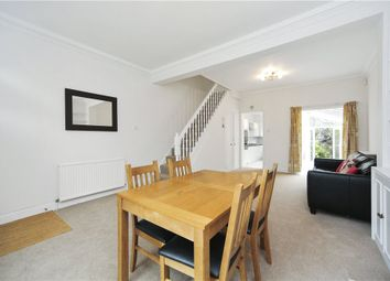 Thumbnail 4 bed terraced house to rent in Brecon Road, London