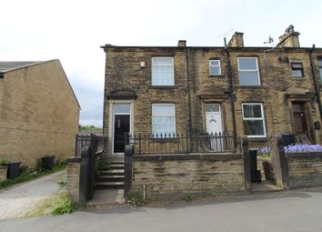 Thumbnail 2 bed terraced house to rent in Cleckheaton Road, Oakenshaw, Bradford