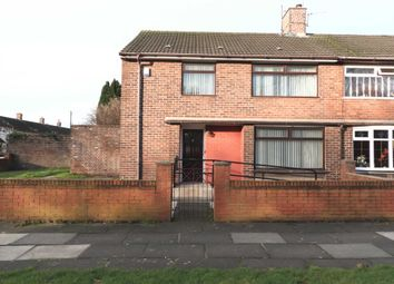 Thumbnail 4 bed semi-detached house for sale in Simonswood Lane, Kirkby, Liverpool