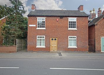 Thumbnail 4 bed detached house to rent in High Street, Repton, Derby