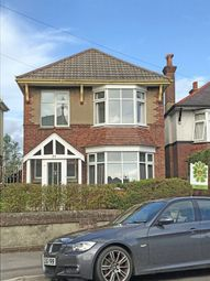 Thumbnail 4 bedroom detached house to rent in Jameson Road, Winton, Bournemouth