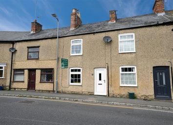 Thumbnail 1 bed terraced house for sale in The Close, Weston Road, Ravenstone, Olney