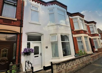 Thumbnail 4 bed property for sale in St. Marys Avenue, Wallasey