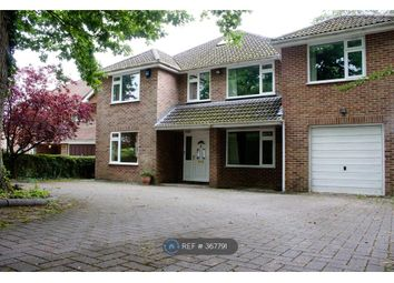 Thumbnail 7 bed detached house to rent in Oakwood Road, Southampton