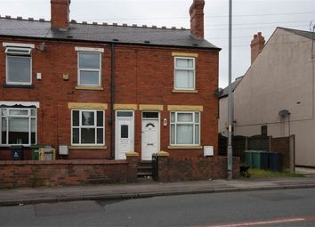 Thumbnail 2 bed terraced house to rent in Sandbeds Road, Willenhall, West Midlands