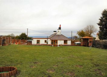 Thumbnail 3 bed detached bungalow for sale in Berth Ddu, Rhosesmor, Flintshire