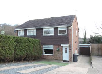 Thumbnail 3 bed semi-detached house for sale in Jermyn Drive, Arnold, Nottingham