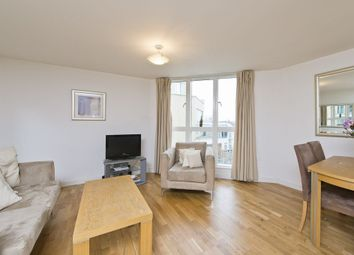 Thumbnail 2 bed flat to rent in Heligan House, The Water Gardens, Canada Street, London, London