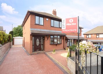 Thumbnail 3 bed semi-detached house to rent in Preston Street, Smallthorne, Stoke On Trent