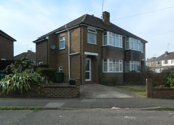 Thumbnail 3 bed property to rent in Downlands Avenue, Bexhill-On-Sea