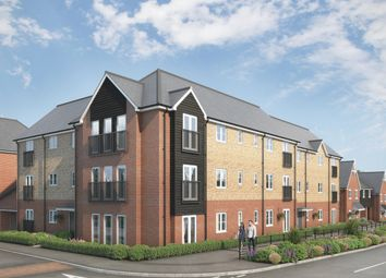 Thumbnail 2 bedroom flat for sale in Hanbury Place, Hospital Approach, Broomfield, Chelmsford