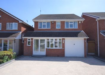 Thumbnail 3 bed detached house for sale in Park Hall Crescent, Birmingham