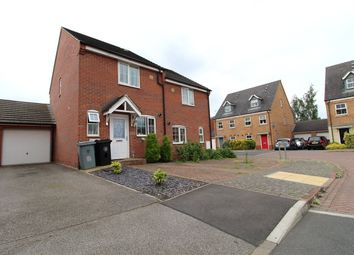 Thumbnail 2 bed semi-detached house for sale in Bolsover Road, Grantham