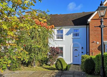 Thumbnail 3 bed terraced house for sale in Poplar Way, Midhurst