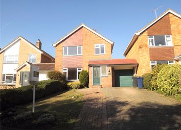 Thumbnail 4 bed detached house for sale in Pinecroft, Marlow, Buckinghamshire