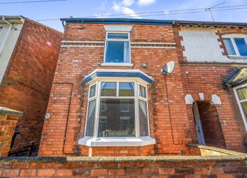 Thumbnail 3 bedroom end terrace house for sale in Cross Street, Market Harborough