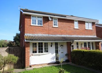 Thumbnail 3 bed semi-detached house for sale in Condell Close, Bridgwater