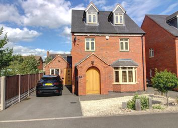 4 bed detached house for sale in Howards Court, Kirby Muxloe, Leicester LE9